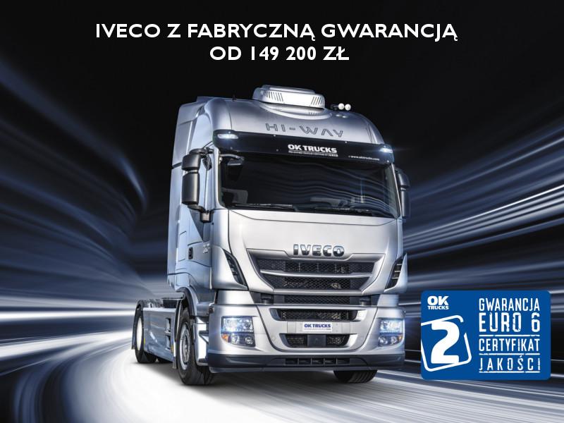 dfb9512fe7d69a Ok Trucks Polska   Certyfikowane pojazdy używane Iveco